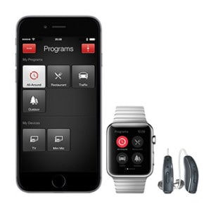 resound iphone hearing aids